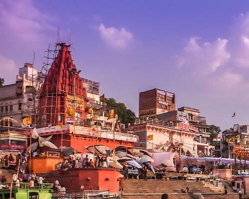 India: Triángulo dorado con Varanasi 9D/8N