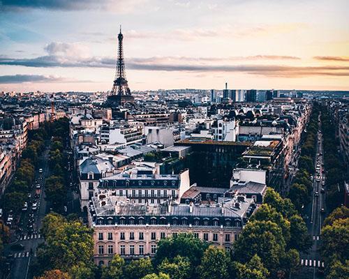 París y países bajos 2