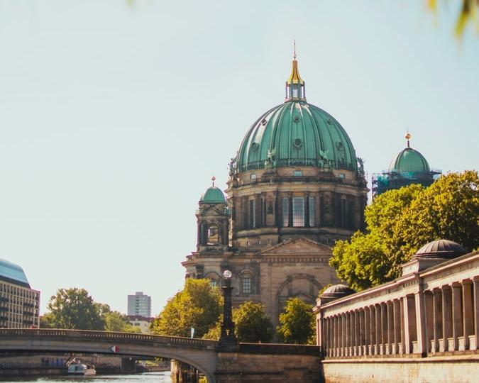 París, Ámsterdam y Berlín