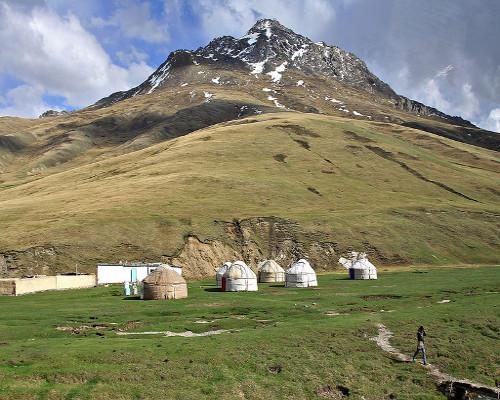 La Gran Ruta de Kirguistán