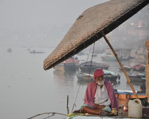 """Rundreise """"Goldenes Dreieck, Nordindien & Nepal"""""""