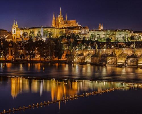 Praga i Bohèmia en Castells