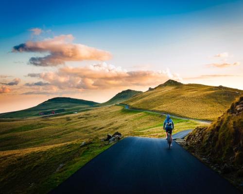 Repúblicas Bálticas, viajes en bicicleta