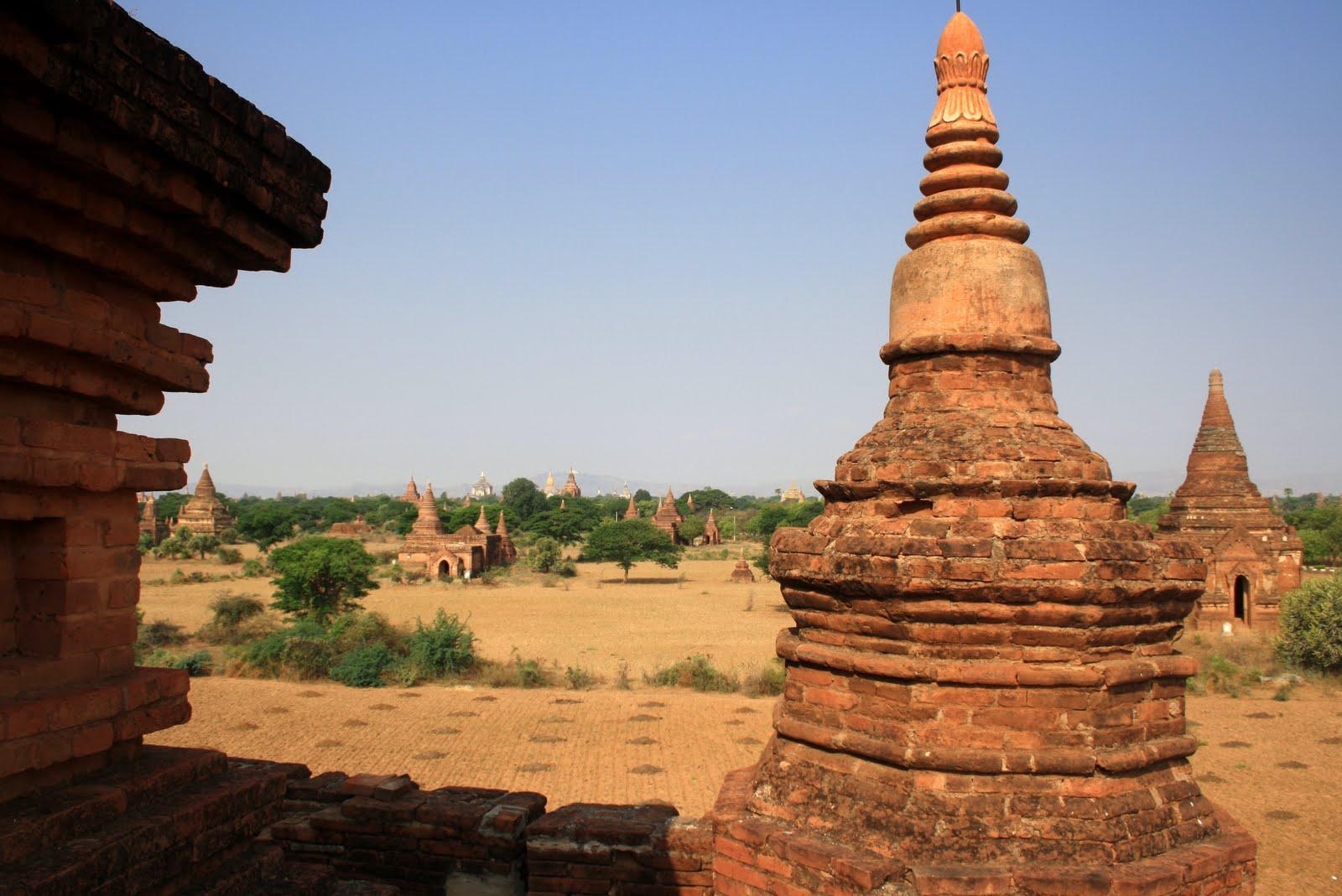 """Rundreise """"Myanmar entdecken"""" & Baden in Ngapali"""