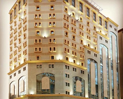 9 NTS Umrah  5 Nights Makkah Sheraton /4 Nights Madina Jewar Al Saqefah Hotel