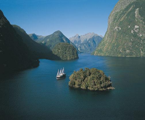 "Rundreise ""Neuseeland - Südinsel Entdeckertour"