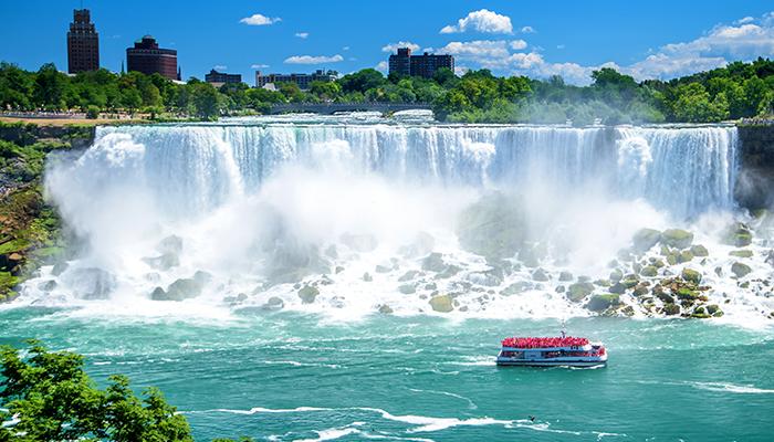 Canadá: Canadá Clásico con Niágara (8d / 7n)
