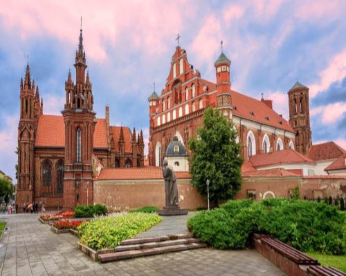 Semana Santa en el Báltico