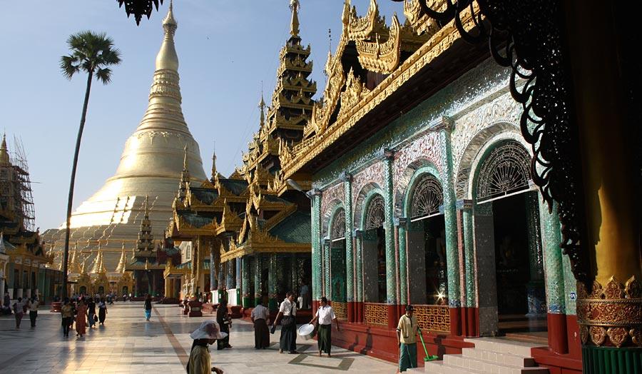 "Privatrundreise ""Zauberhaftes Myanmar"""