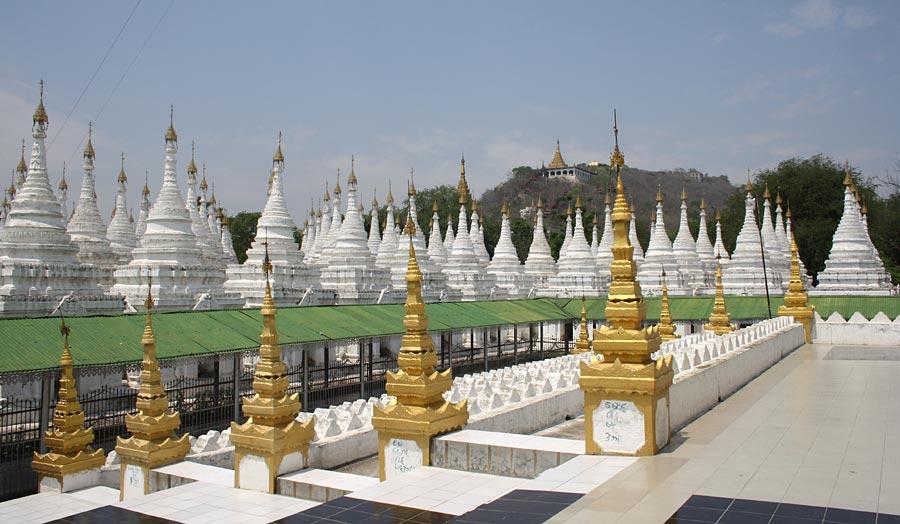 "Rundreise ""Myanmar entdecken"" & Baden in Ngwe Saung"