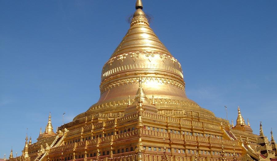 "Rundreise ""Goldenes Myanmar"" ab Mandalay"
