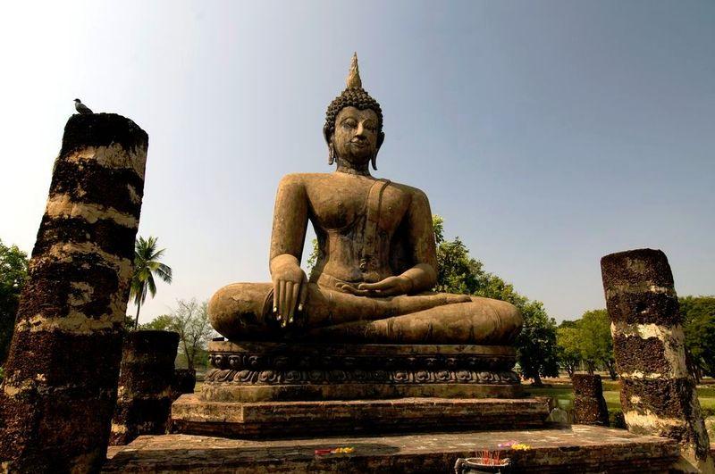 """Bangkok, Rundreise """"Nordthailand & Goldenes Dreieck"""" & Baden in Khao Lak"""