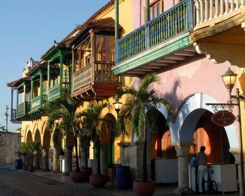"""Rundreise """"Kolumbiens Glanzlichter"""" & Baden in Santa Marta"""