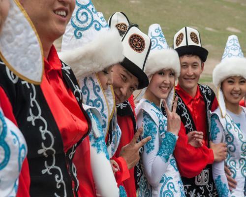 Semana Santa en Kirguistán