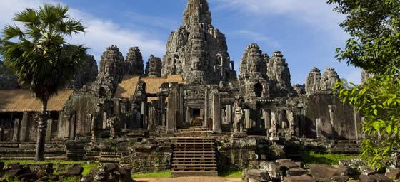 Camboya: Paquete Angkor Wat (4D / 3N) en Media Pensión