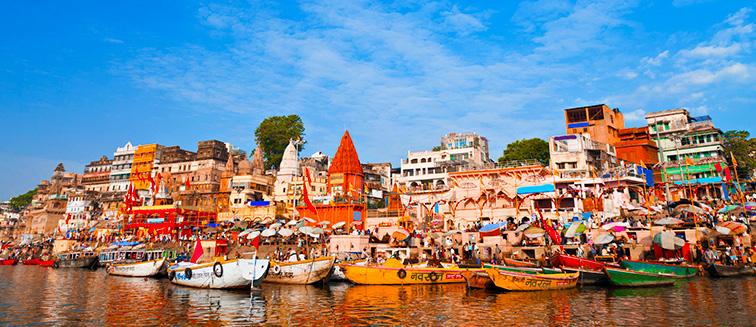 India: Triángulo de Oro + 2n en Varanasi (9D / 8N)