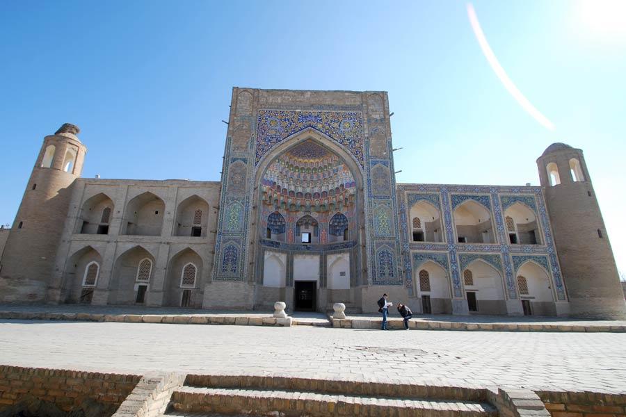 Uzbekistán: La Ruta de Samarkanda (8D / 7N)