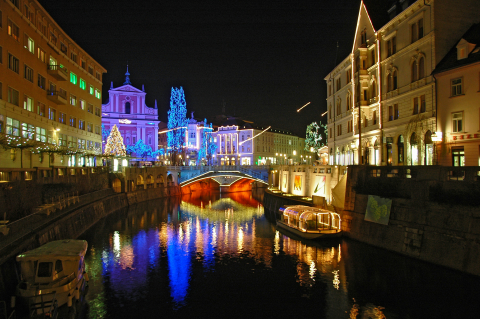 9-Day Best of Slovenia for Christmas private tour