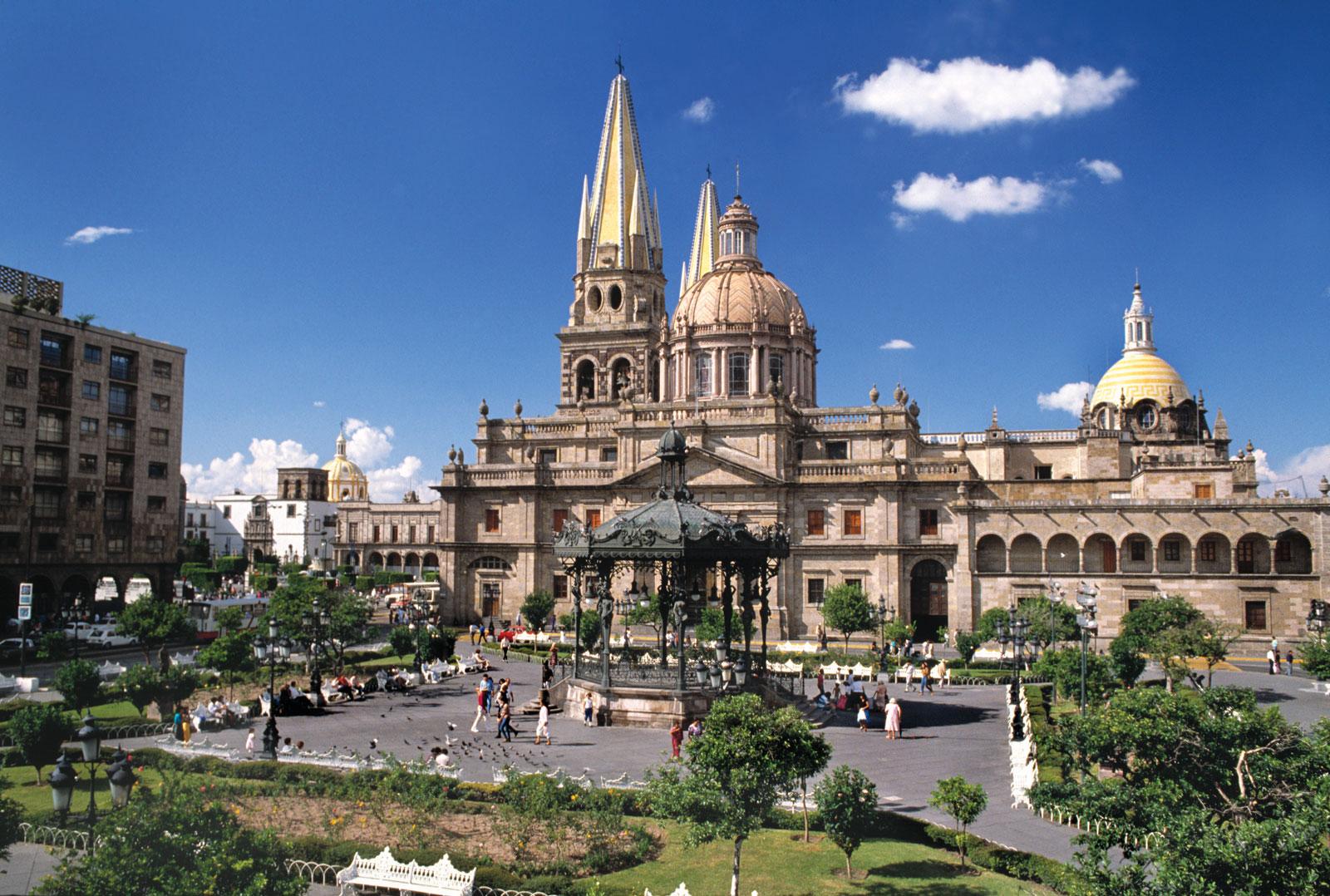 México: Carrusel Colonial (8D / 7N)