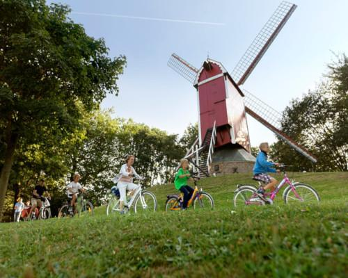 Maestros de Flandes en Bici