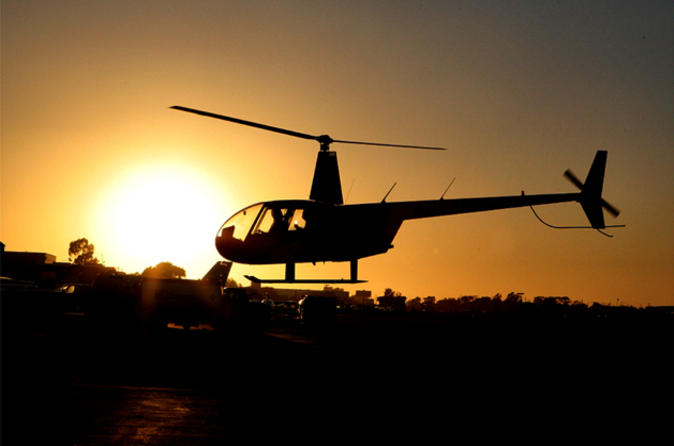 Los Angeles Night Helicopter Tour