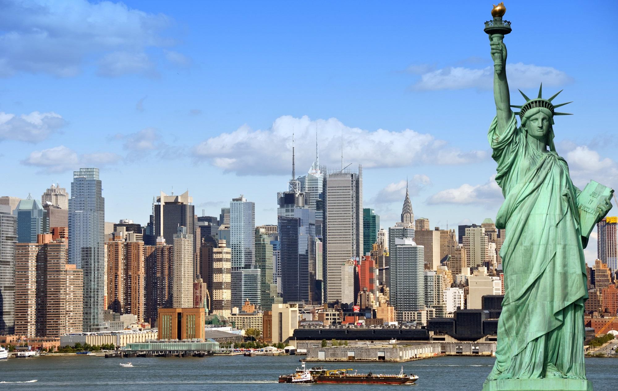 USA: Triángulo del Este (7d / 6n)