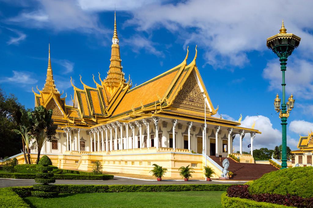Camboya: Circuito Camboya (5D / 4N) en Media Pensión