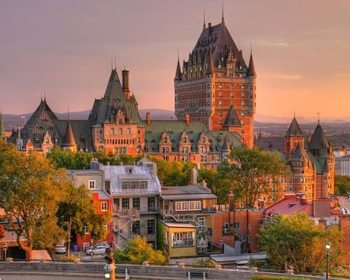Canadá: Quebec Original 9D / 8N