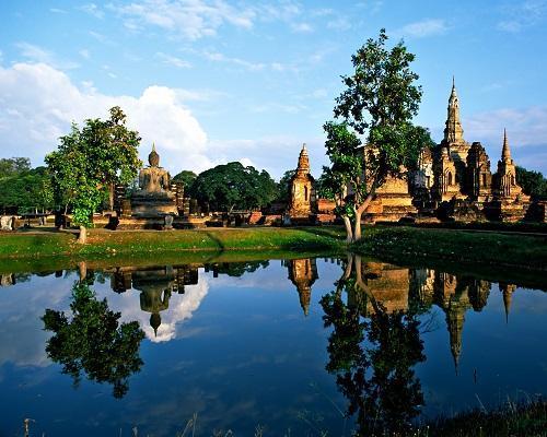 "Bangkok, Rundreise ""Nordthailand Classic"" (Winter) & Baden in Koh Samui"