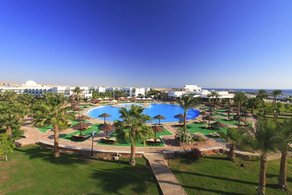 NAP - Coral Beach Resort Montazah Sharm El Sheikh- JUMP