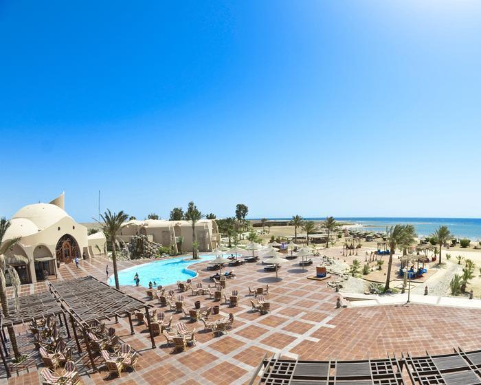 VRN - Shams Alam Beach Resort Marsa Alam - JUMP