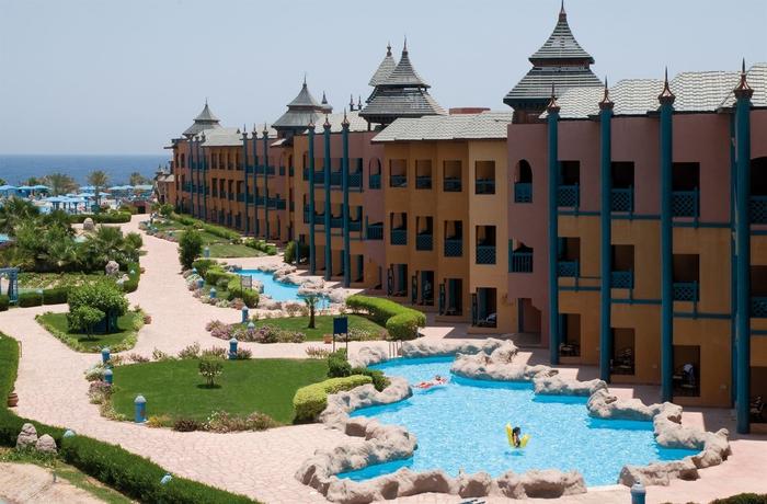 MXP - Dreams Beach Resort Marsa Alam - JUMP