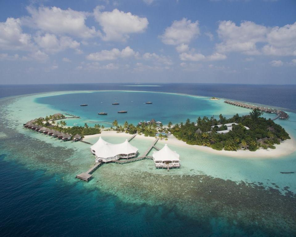 FCO - Safari Island Resort & Spa Maldive - JUMP P+US
