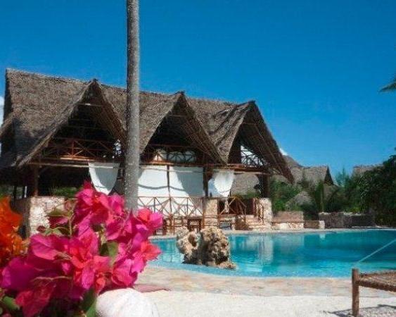 FCO - Samaki Lodge Zanzibar - JUMP P+US