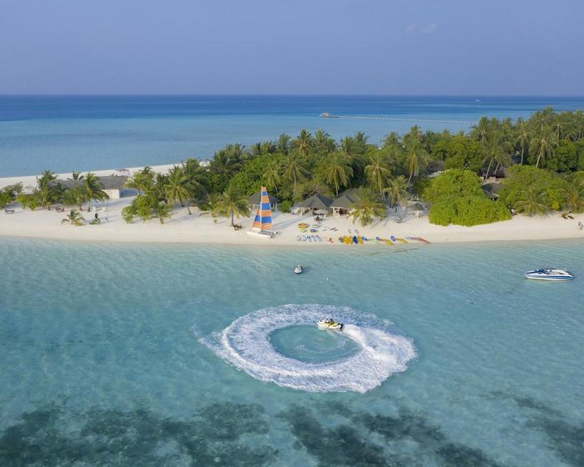 MXP - Holiday Island Resort & Spa Maldive - JUMP P+US