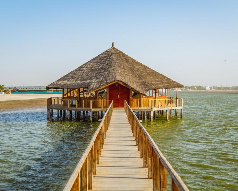 Pueblos de Senegal 9D / 8N
