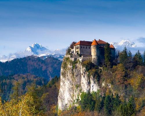 8 días - Cuento de invierno en los Alpes Julianos y Liubliana