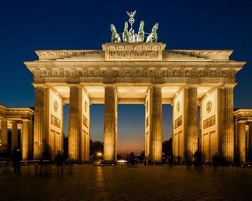 Disfruta de Berlín y Copenhague