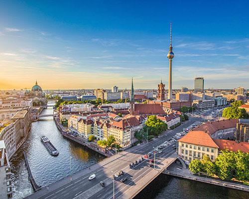 Vuelo + Hotel a Berlín