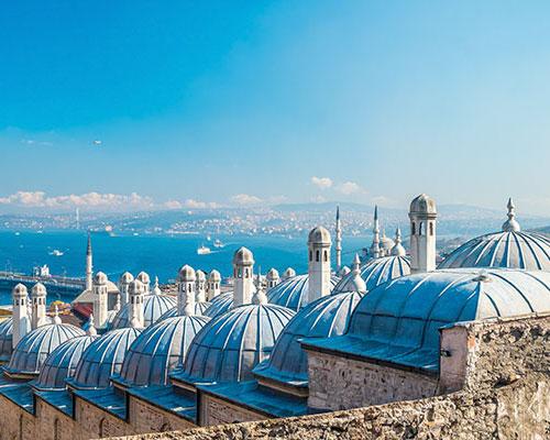 Viajar a Estambul y Praga