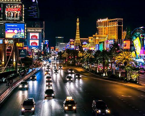 Las Vegas y El Gran Cañón