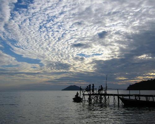 Inselhopping Koh Chang & Koh Kood