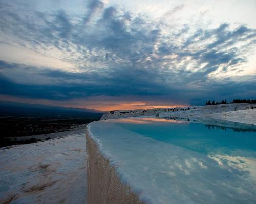 Törökország, Pamukkale csodái: reggelis szállással, repjeggyel