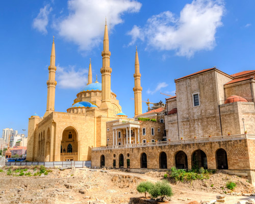 Beirut - La ciudad mágica, incluido recorrido histórico