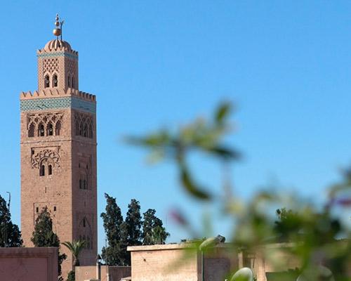 Marrakech, la ciudad de las mil y una noches