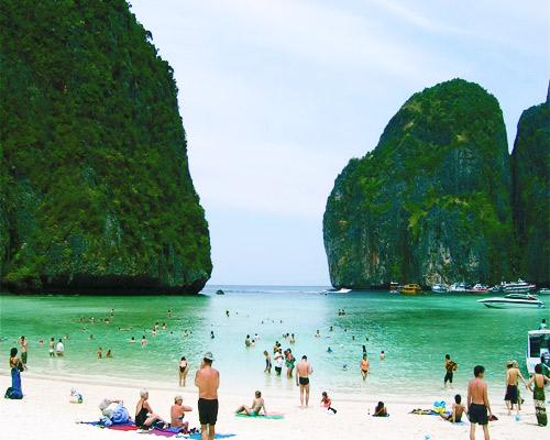 Bangkok & Phi Phi Island & Phuket