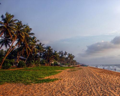 Dubai & Baden auf Sri Lanka