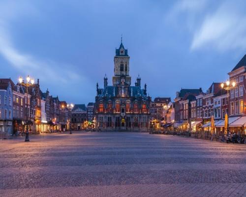 Delft - 2 dagen