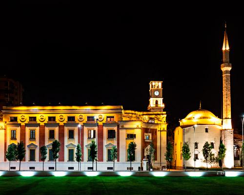 La ciudad europea de moda - Tirana (Albania)