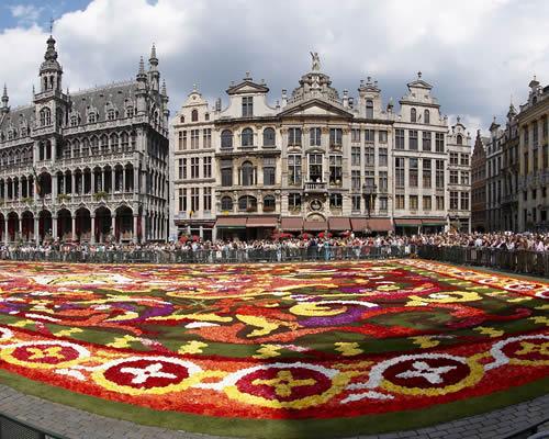 Escapada a Bruselas con Estilo y Romanticismo